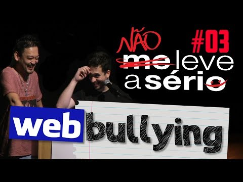 Maurício Meirelles - WEBBULLYING #03 - Trecho Do Stand Up