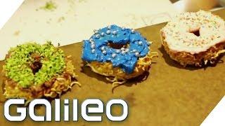 Coole Gerichte aus Instant-Nudeln | Galileo | ProSieben