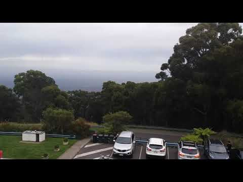 Mt Dandenong observatory with Explore Melbourne group