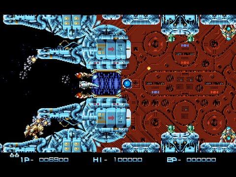 Rezon (Arcade/Allumer/1991 Longplay) [HD]