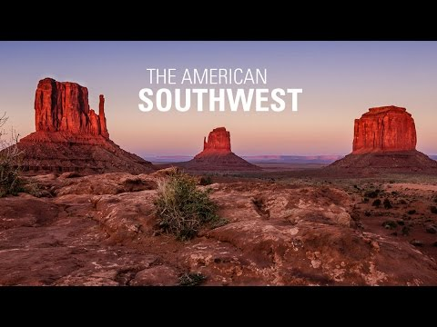 The American Southwest – A Time-lapse Journey
