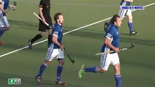 2. Feldhockey-Bundesliga Herren DSD vs. KHTC 21.10.2018 Highlights