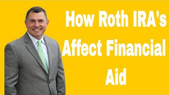 How a Roth IRA Affects Financial Aid