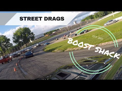 Madison International Speedway : Street Drags [July 2017]