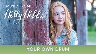 holly-hobbie-your-own-drum