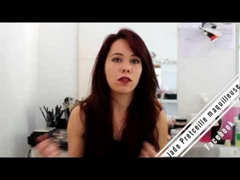 Interview jade, maquilleuse de Artistes