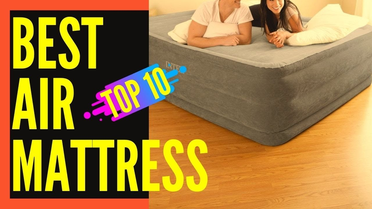 Best Air Mattress For Long Term Use Everyday Camping 2017