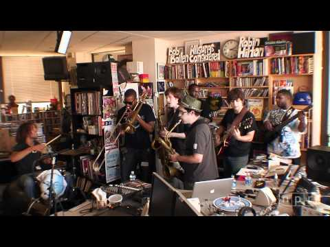 Trombone Shorty: NPR Music Tiny Desk Concert