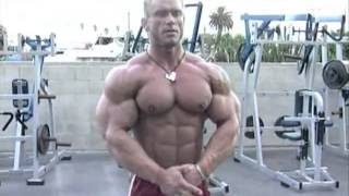 LEE PRIEST   NIPPLES & PECS !