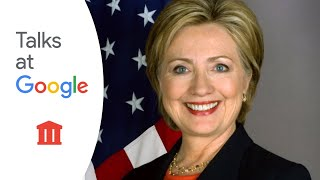 Hillary Clinton Talks with Google CEO Eric Schmidt