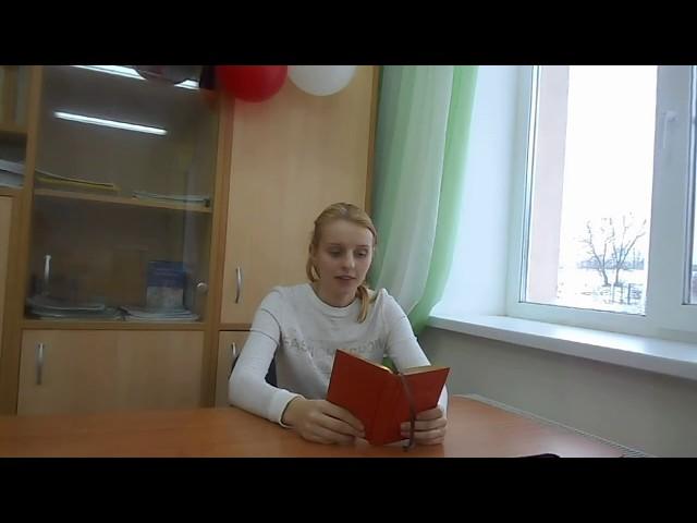 Изображение предпросмотра прочтения – ИринаСавинкова читает произведение «Не для льстивых этих риз, лживых ряз...» М.И.Цветаевой