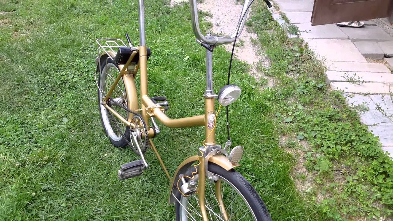 Объявление о продаже велосипед аист складной в санкт-петербурге на avito.