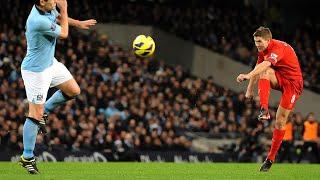Steven Gerrard LEGENDARY Long Shot Goals