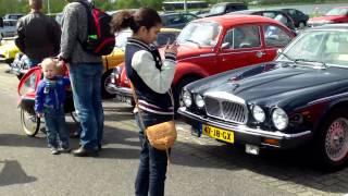 Last Vid , Classic car + truck + bike Show , Valkenburg 5 2012 by V.O.V.