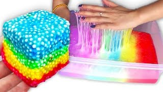 The Most Satisfying Slime ASMR Videos | Relaxing Oddly Satisfying Slime 2019 | 480