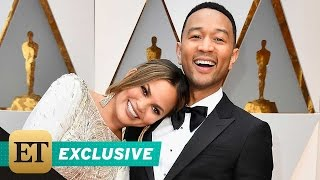 EXCLUSIVE: John Legend and Chrissy Teigen are Everything at the Oscars!