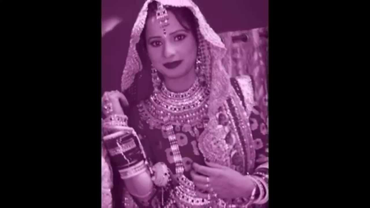 beautiful bridal mahi thakur