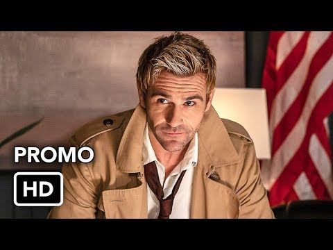 "DC's Legends of Tomorrow 4x12 Promo ""The Eggplant, The Witch & The Wardrobe"" (HD)"