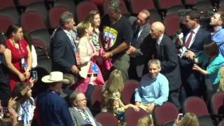 A Code Pink activist infiltrates the Republican National Convention