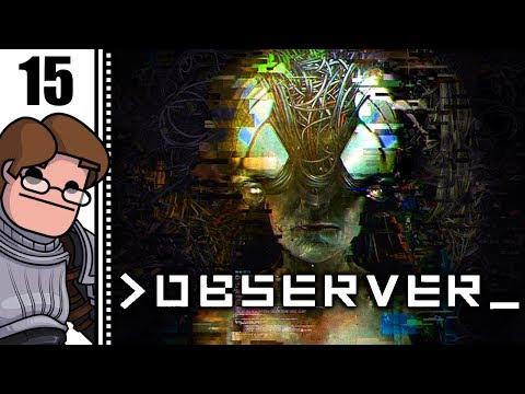 Let's Play Observer Part 15 - Whitebox