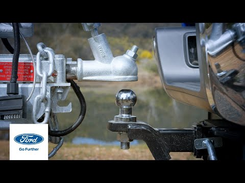 2019 Ford Ranger – How to hitch a trailer | Ford Australia