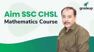 Aim SSC CHSL Mathematics Course