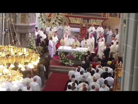 JKS 257 - Ty si, Pane, v každom chráme (biskupská vysviacka Mons. Mareka Forgáča)