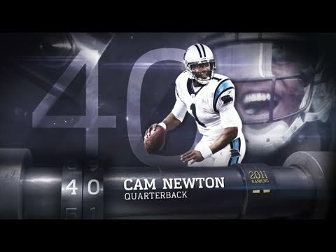 #40: Cam Newton (QB, Panthers) | Top 100 Players of 2012 | NFL