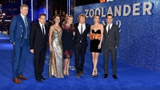 Zoolander 2 | The Cast Come To London | Paramount Pictures UK