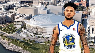 NBA 2K18 My Career - I'M BACK! | Officially a Golden State Warrior! (PS4)
