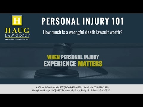 Atlanta Wrongful Death Attorney | Legal Cases Against Wrongful Death