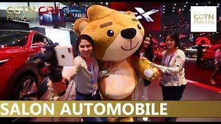 Salon international de l'automobile de Chine à Beijing en 2018
