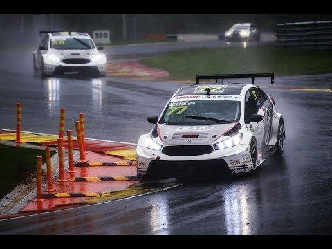 CTCC 2017 - Team KIA Racing China wins in NIngbo with Alex Fontana