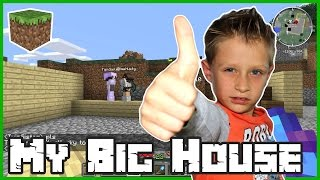 My House is so BIG / Minecraft