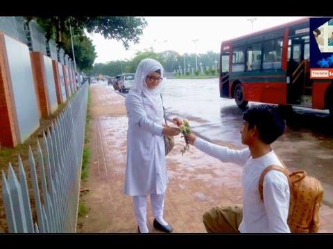 Download Romantic love story l propose l bangla funny video l fun emotion love/// 2016