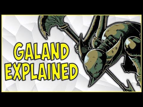 The Seven Deadly Sins - Galand Explained | Nanatsu No Taizai