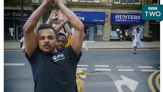 Huddersfield dances! - Our Dancing Town: Episode 3 - BBC Two