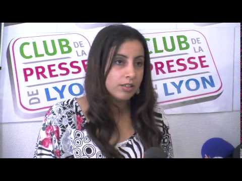 Conférence de presse de Mériam Rhaiem