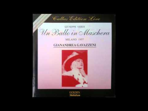 Callas, Di Stefano, Simionato - Un Ballo in Maschera, Scala 1957 Best CD Sound ACT 2
