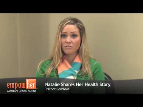 Natalie Shares How Her Supportive Husband Helps Calm Her Hai