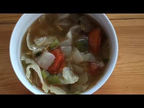 🔴 LIVE: Mencoba DIET GM hari kelima   Eating Wonder Soup