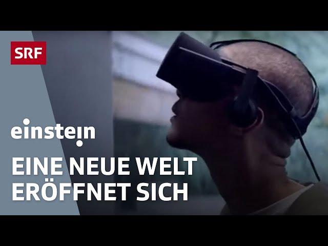 Virtual Reality – eine technologische Revolution steht an | SRF Einstein