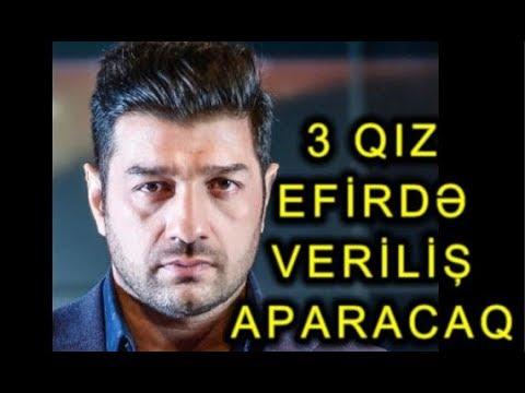 """""""Çılpaq Videosu Yayılan 3 Qız Efirdə Veriliş Aparacaq"""""""