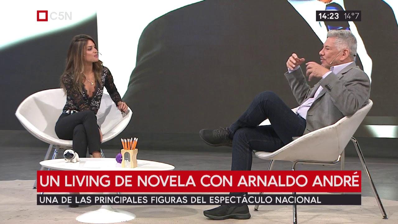 TardeXTRA: Entrevista a Arnaldo André
