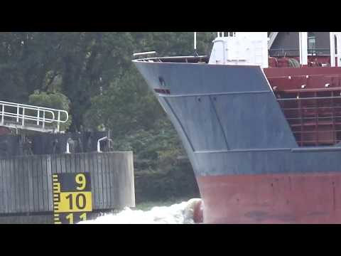 General cargo ship Kamelia