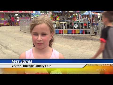 Five Days of Fun at the DuPage County Fair