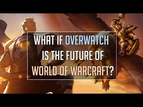 Do Overwatch and Warcraft Exist in the Same Universe?