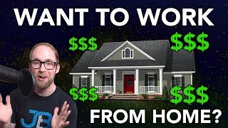 10 HIGH PAYING Work From Home Jobs