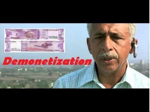 Demonetization Spoof - A Wednesday Naseeruddin Shah Speech
