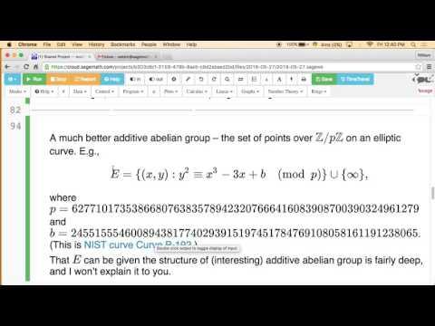 2016 05 27 elliptic curve crypto